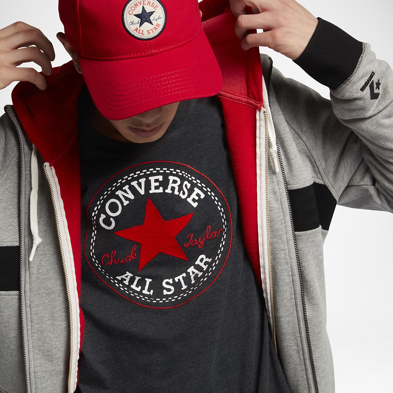 Converse Elevated Chuck Patch Men's T-Shirt