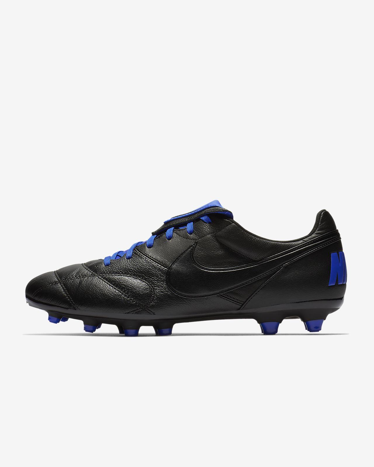 รองเท้าสตั๊ดฟุตบอลสำหรับพื้นสนามทั่วไป Nike Premier II FG
