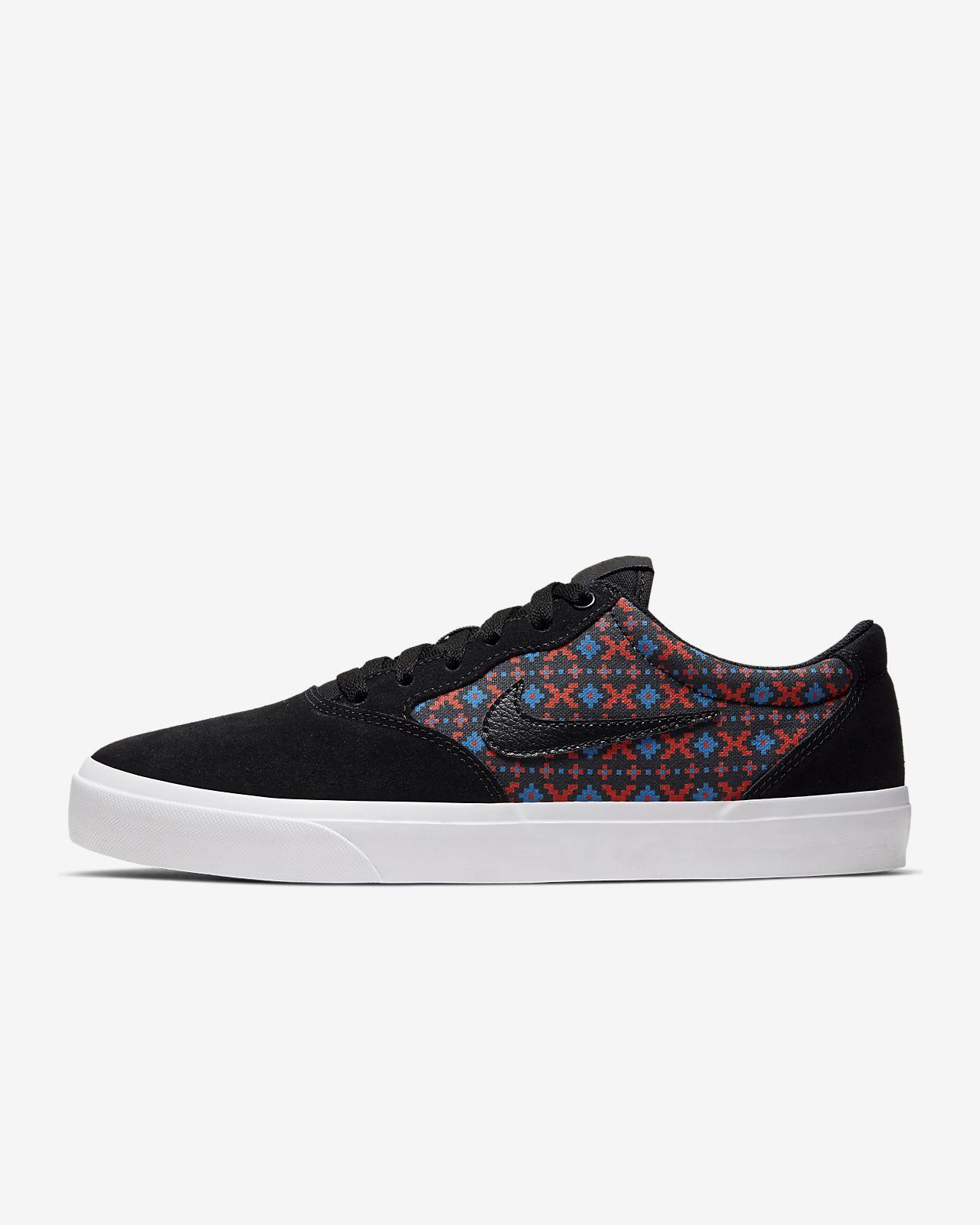 Skateboardová bota Nike SB Chron Solarsoft Premium
