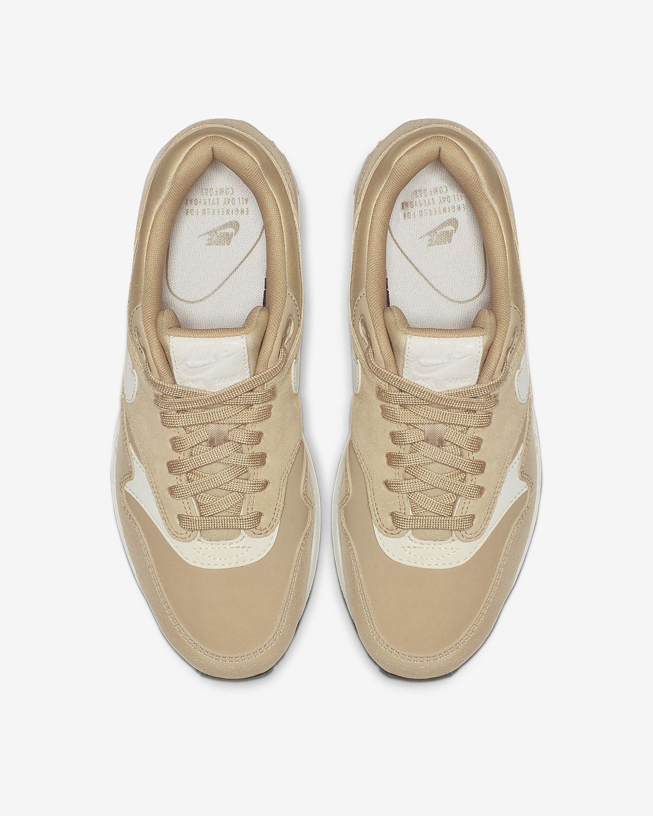 buy popular 501c1 74b10 ... Sko Nike Air Max 1 Premium för kvinnor