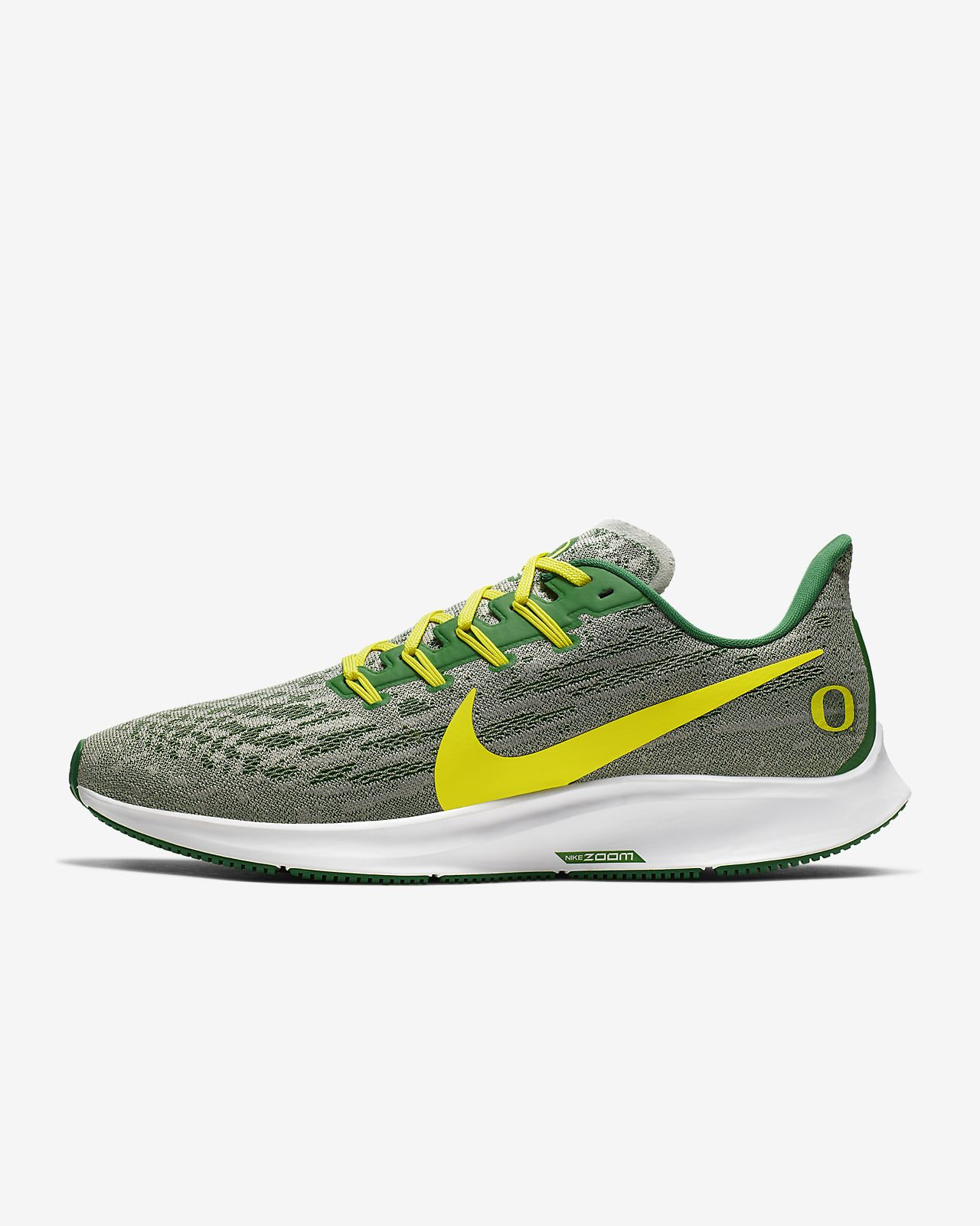 38fd938b Nike Air Zoom Pegasus 36 (Oregon) Men's Running Shoe