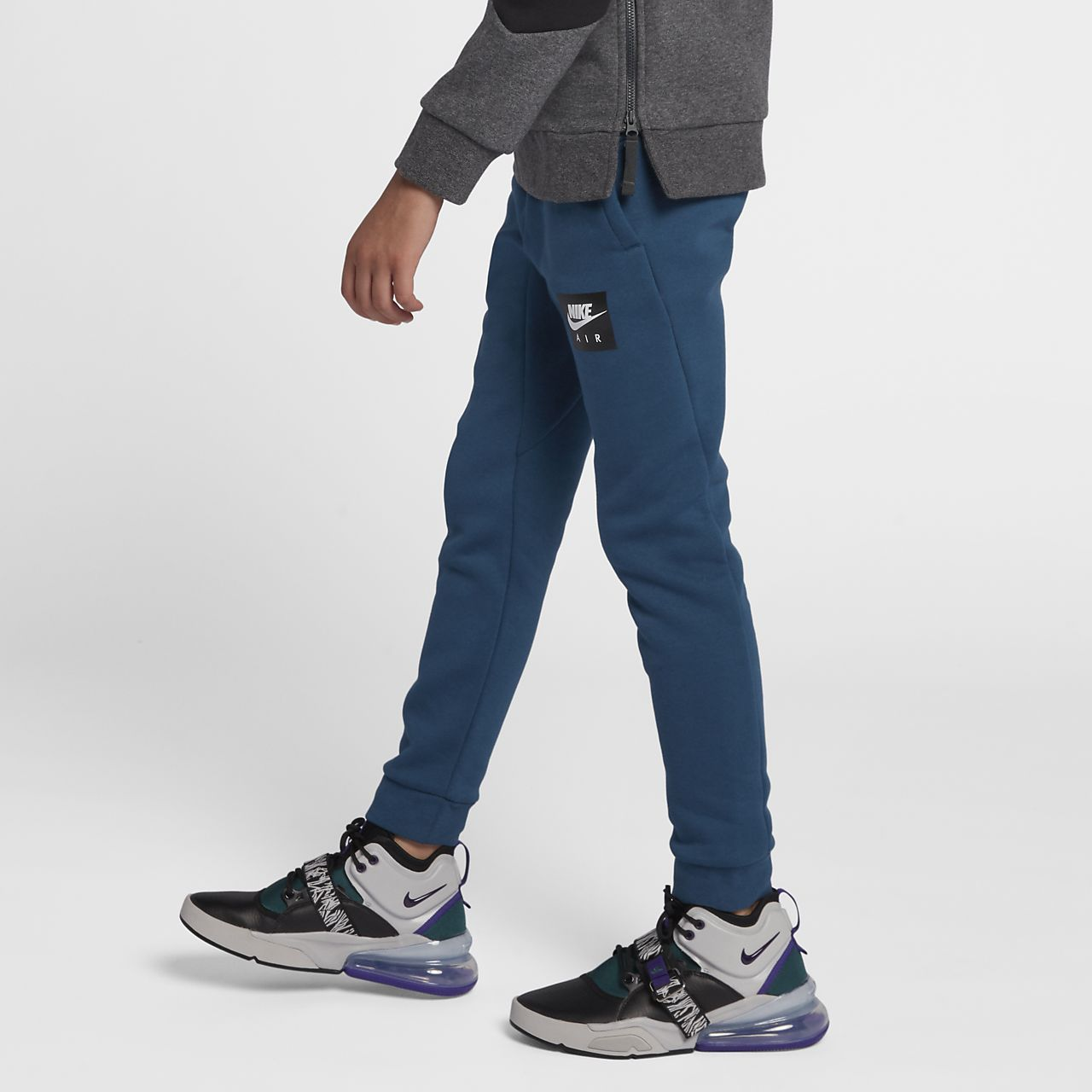 promo code 6daeb 69a04 ... Nike Air Big Kids  (Boys ) Pants
