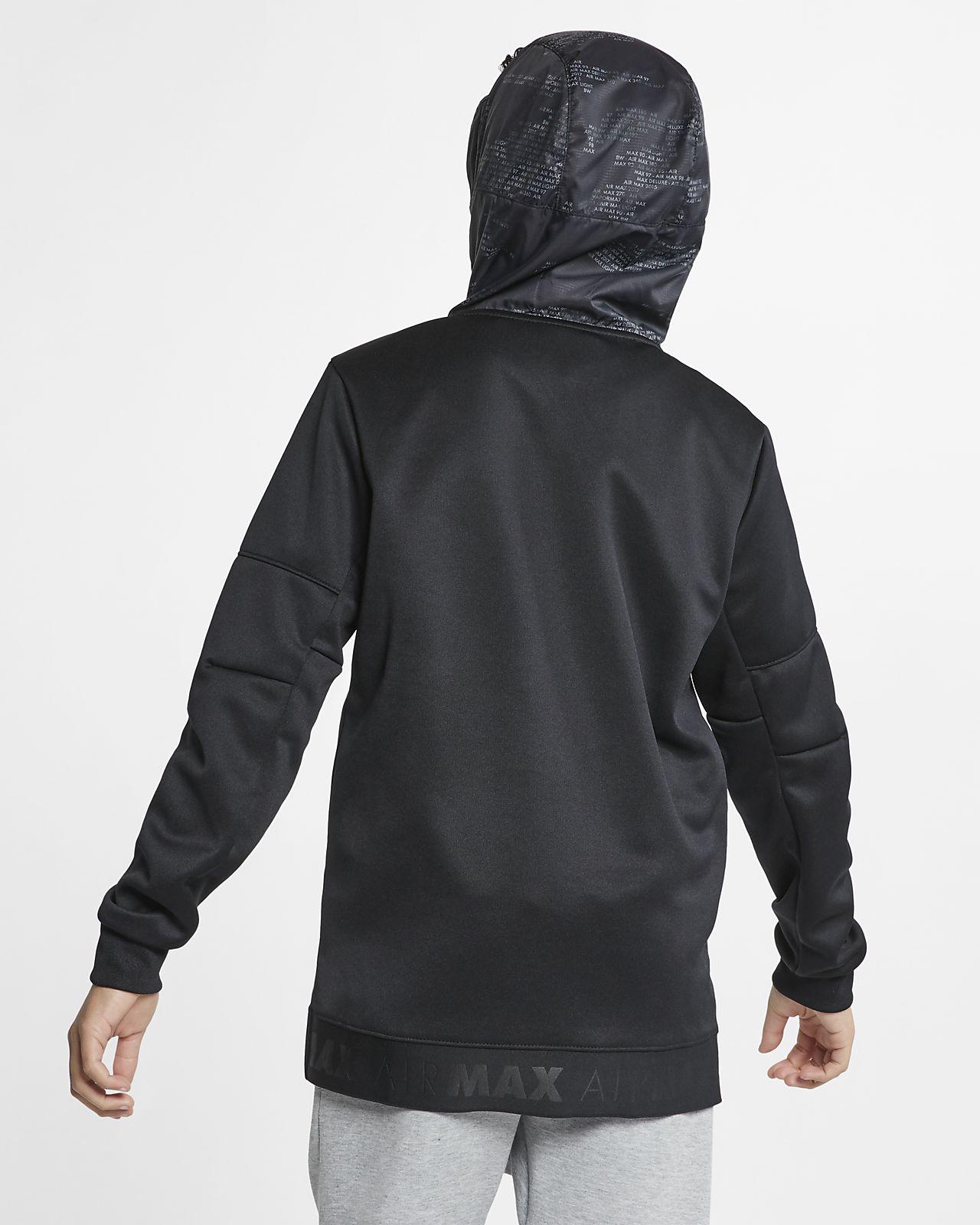1c1aebdbf015 Nike Sportswear Older Kids  (Boys ) 1 2-Zip Hoodie. Nike.com HU