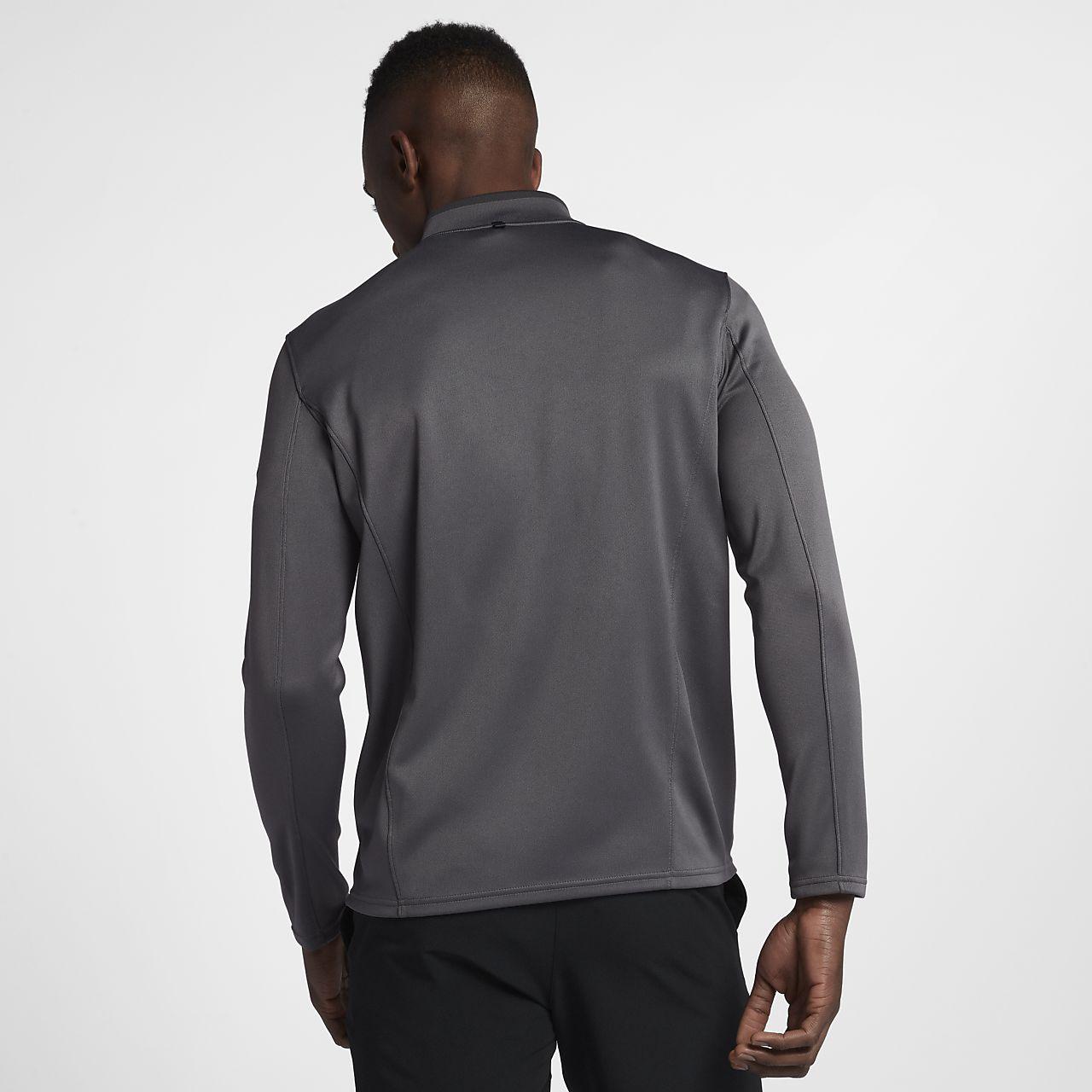 d178c33b74b1 Nike Dri-FIT Half-Zip Men s Long-Sleeve Golf Top. Nike.com CA