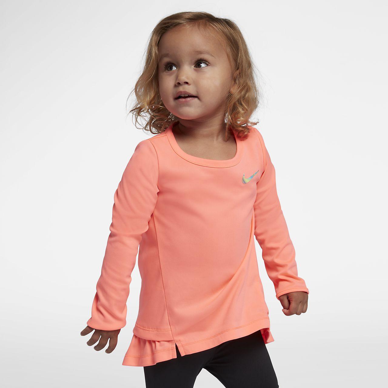 aca5086c5449d Nike Dri-FIT Toddler Top. Nike.com GB