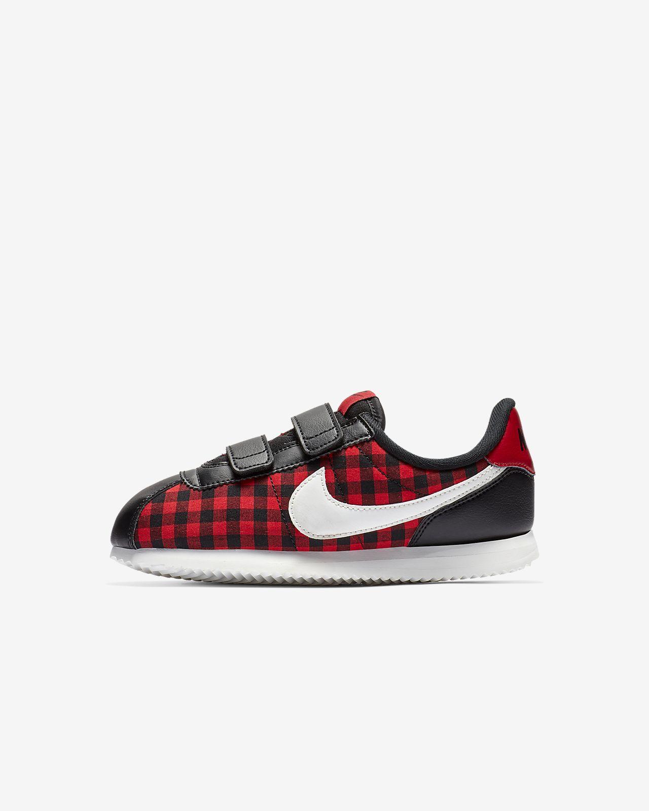 Nike Cortez Basic TXT SE Little Kids' Shoe