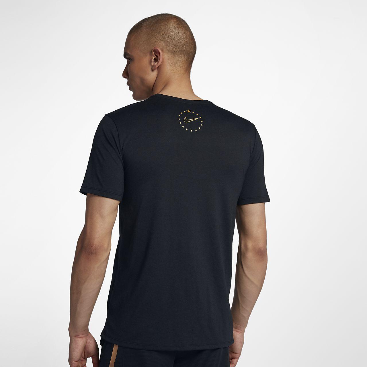 ... Nike Dri-FIT Banner Men's Basketball T-Shirt
