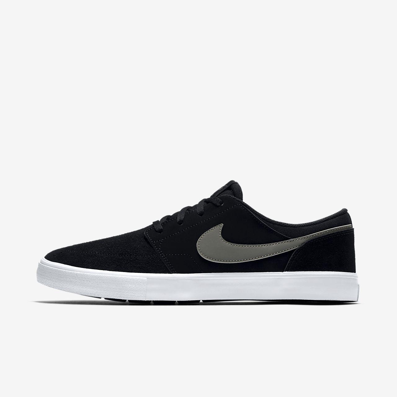 II Nike Portmore Skateboardschuh Solarsoft Herren SB Aq4Sc5RLj3