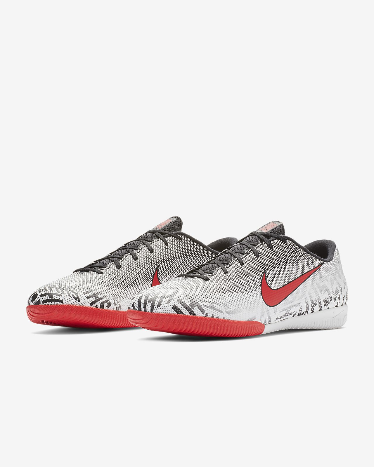 0bf84d94b Nike Mercurial Vapor XII Academy Neymar Jr Indoor Court Soccer Shoe ...
