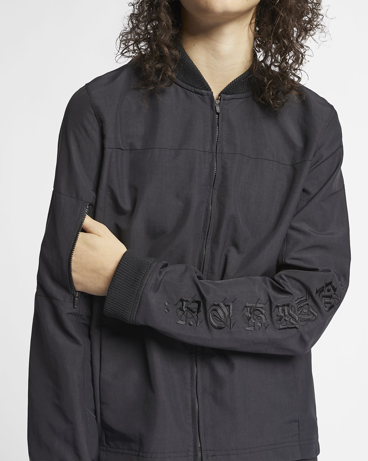 c3154587e Hurley Cryptik Women's Bomber Jacket