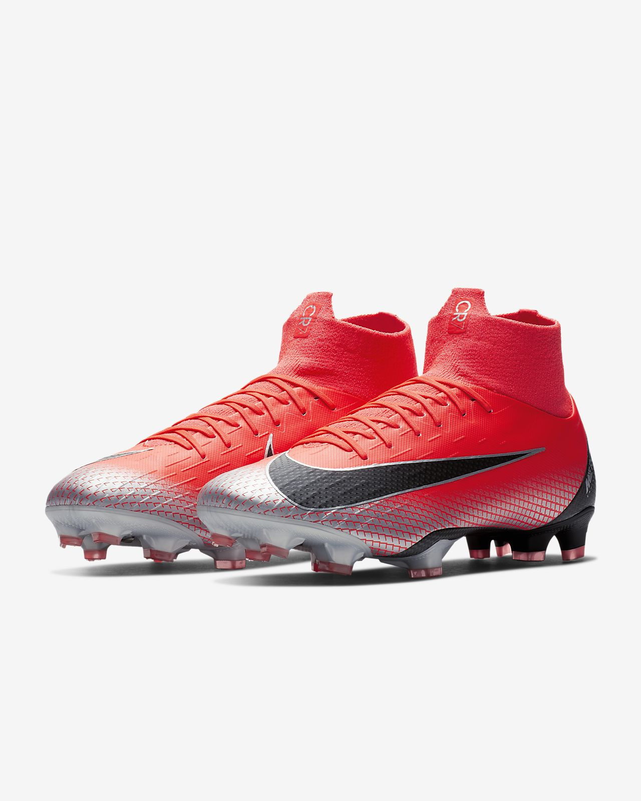 Nike Mercurial Superfly VI Pro CR7 Firm-Ground Football Boot. Nike ... f3a38d68345f6