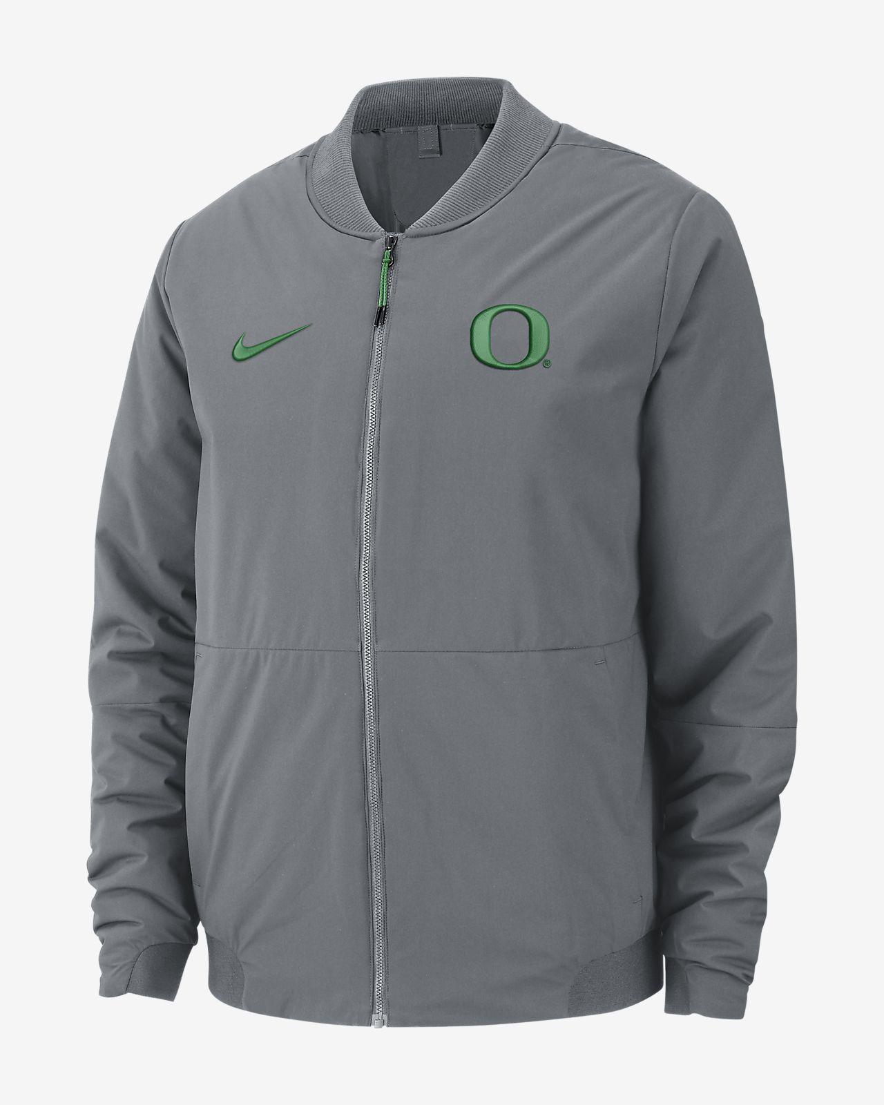 Nike College Shield (Oregon) Men's Bomber Jacket