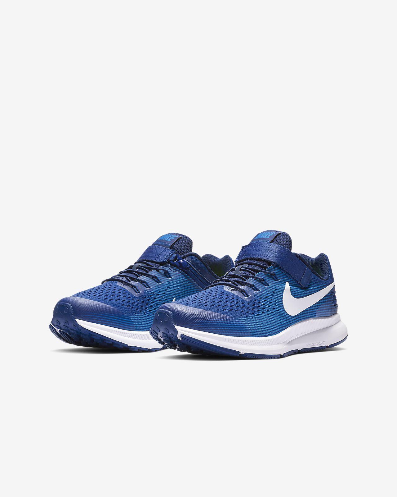 1296aa73928f93 Nike Zoom Pegasus 34 FlyEase Older Kids  Running Shoe. Nike.com CA