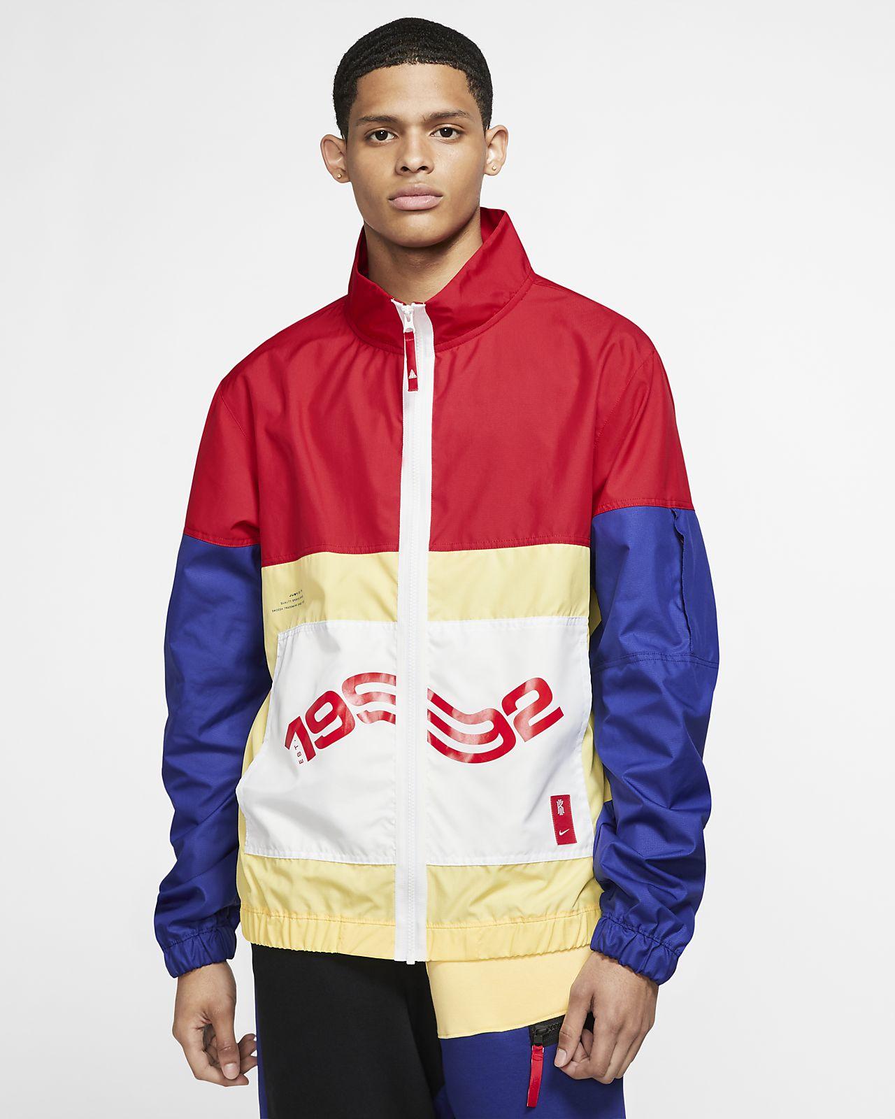 Мужская легкая баскетбольная куртка Kyrie