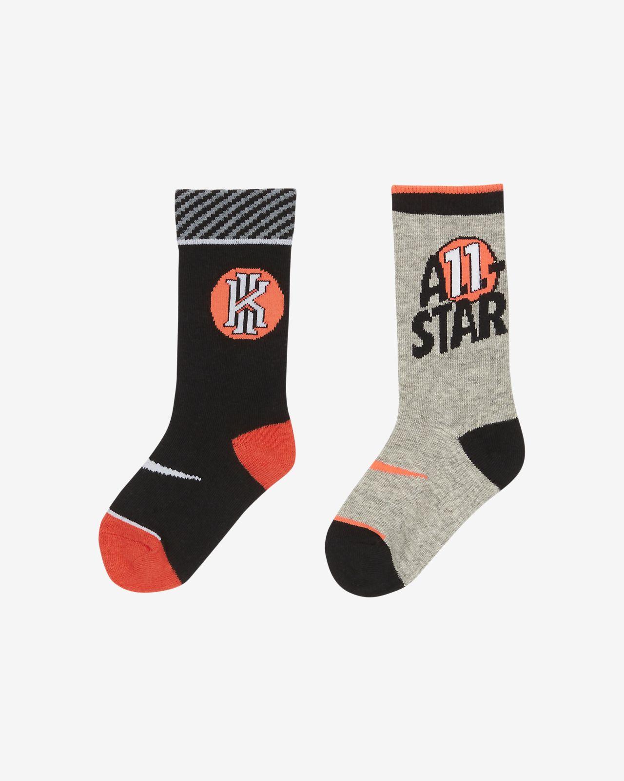 LeBron Younger Kids' Crew Socks (2 Pairs)