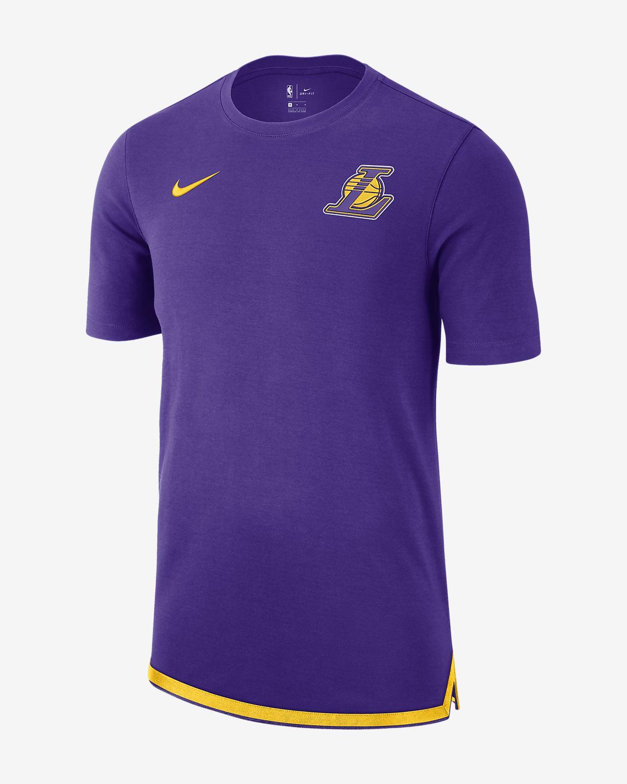 Los Angeles Lakers Nike Men's NBA Top