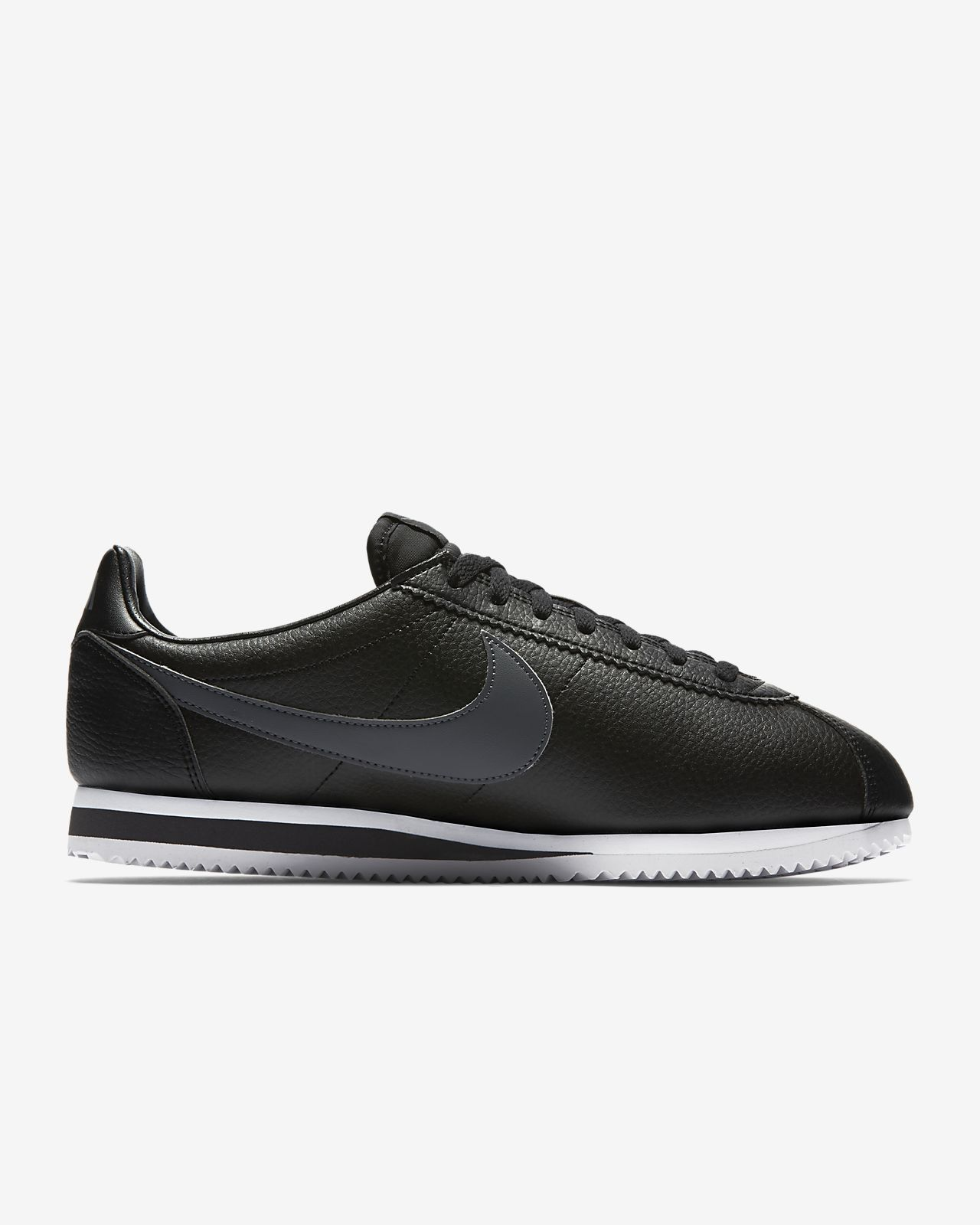 Marques Chaussure homme Nike homme Classic Cortez Nylon Black/white
