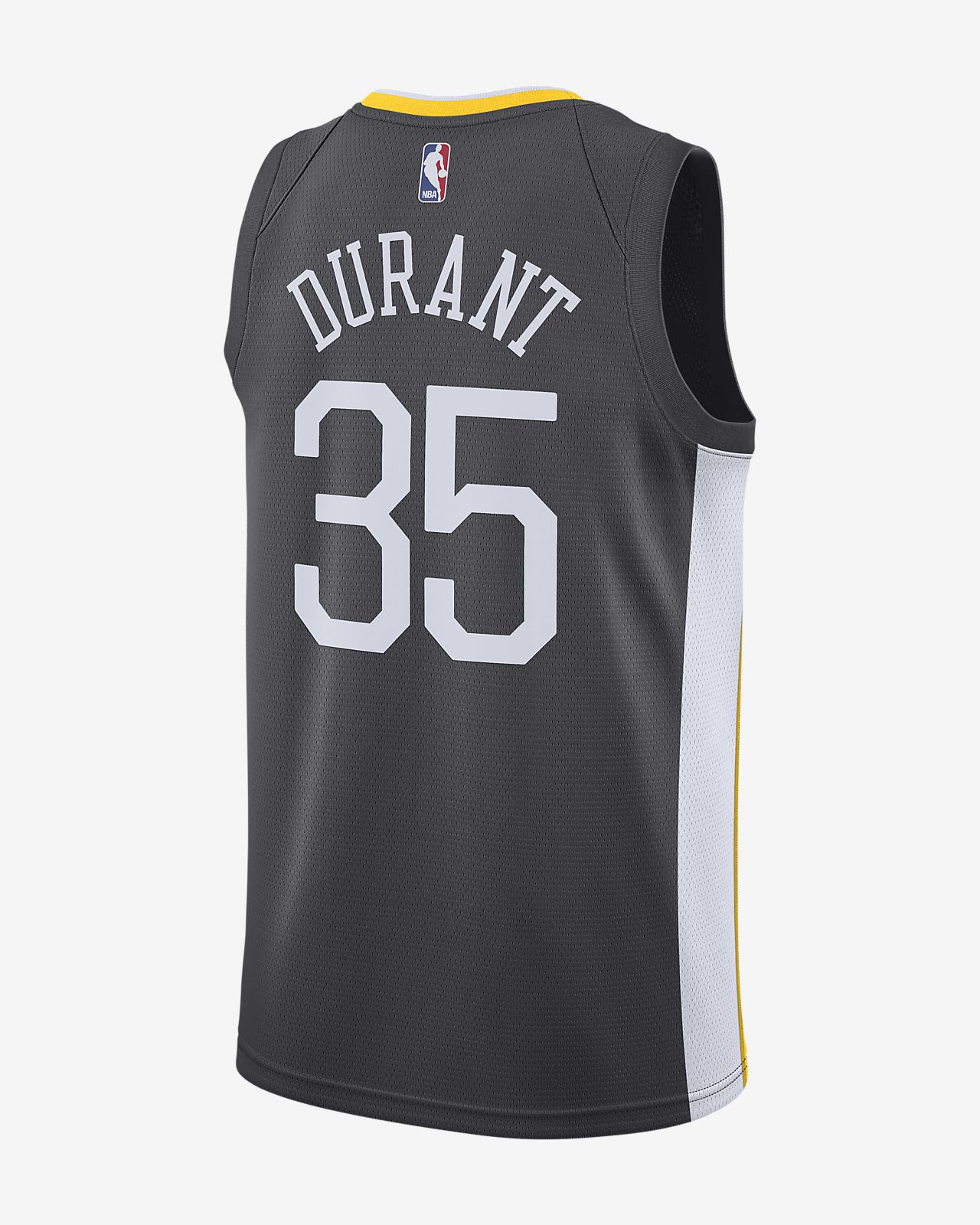 ... Camiseta conectada Nike NBA para hombre Kevin Durant Statement Edition  Swingman (Golden State Warriors) b878ff2abac98