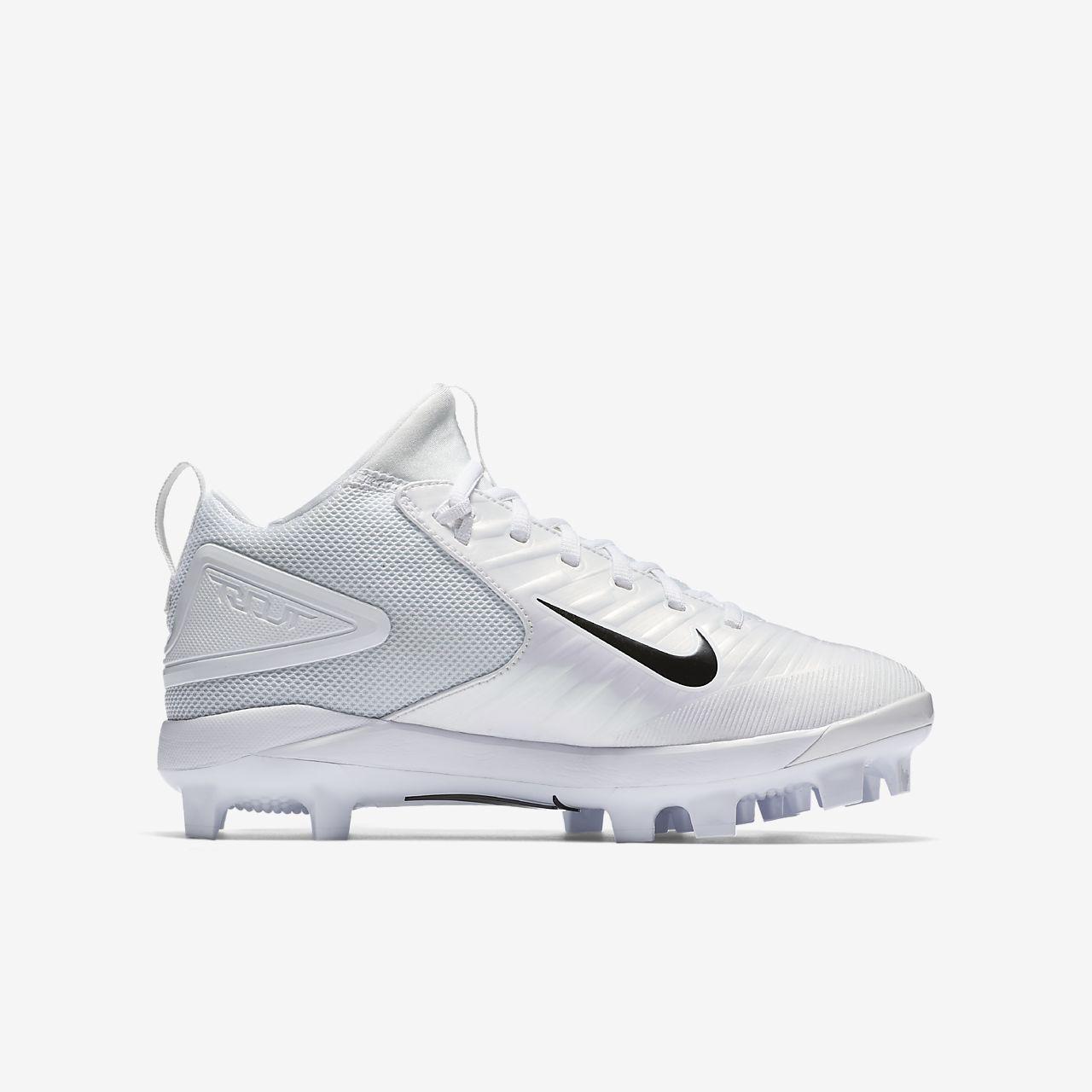 ... Nike Force Trout 3 Pro Big Kids\u0027 Baseball Cleat