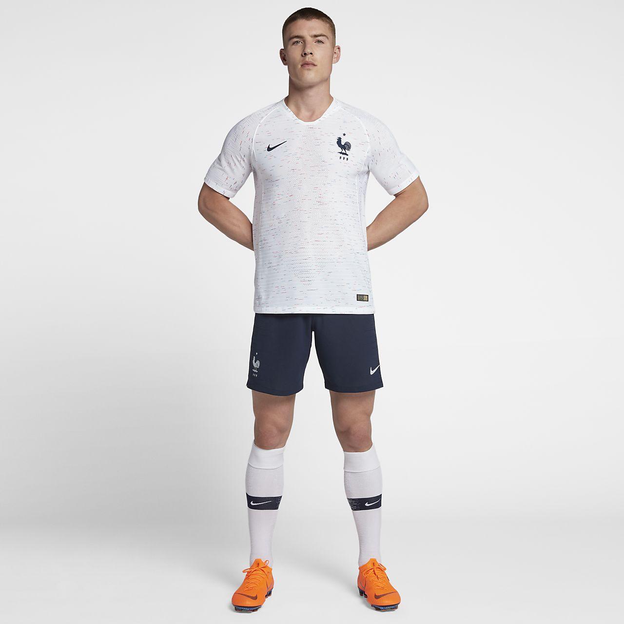 2018 FFF Vapor Match Away Camiseta de fútbol - Hombre. Nike.com ES 083bd72caece8
