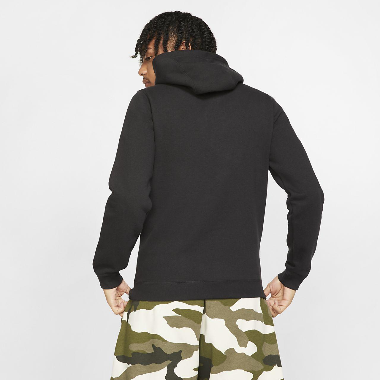 Nike Sportswear Fleece Men's Pullover Hoodie. Nike.com