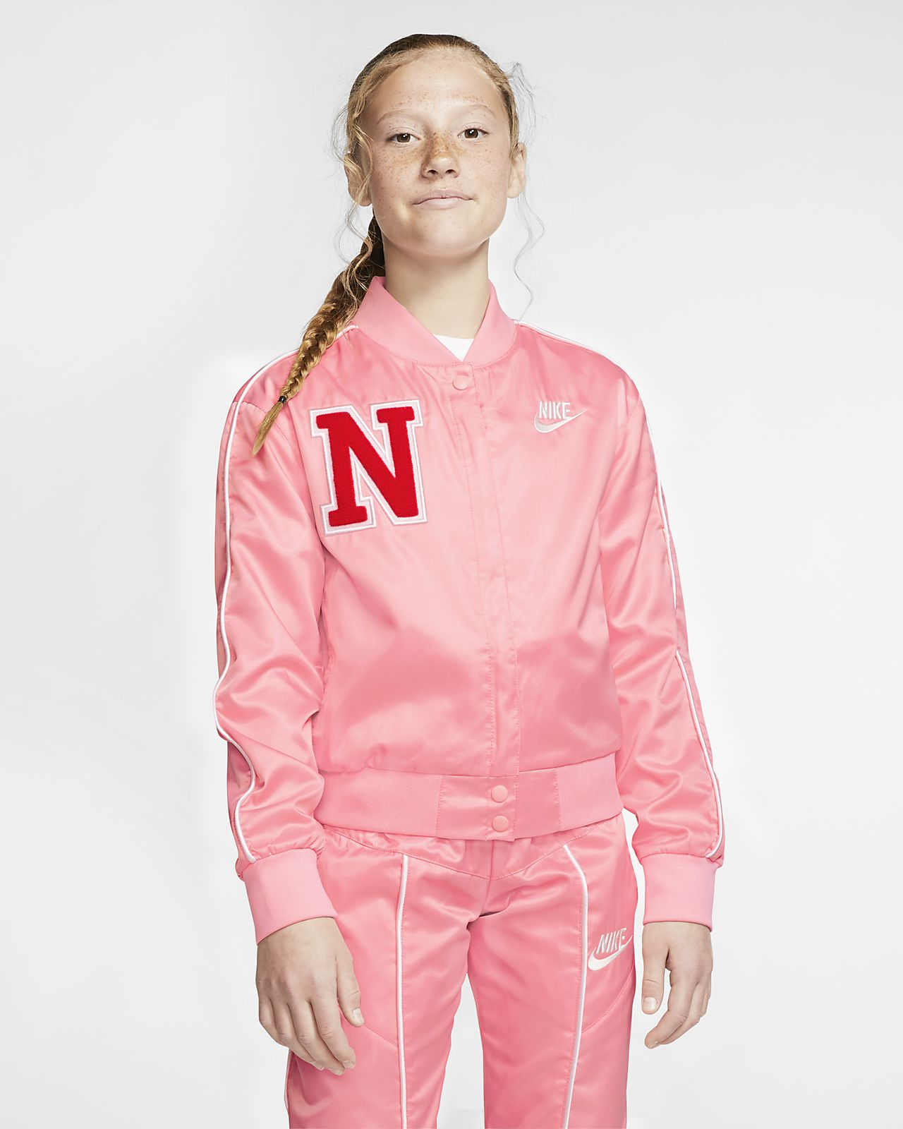 Nike Sportswear Big Kids' (Girls') Jacket