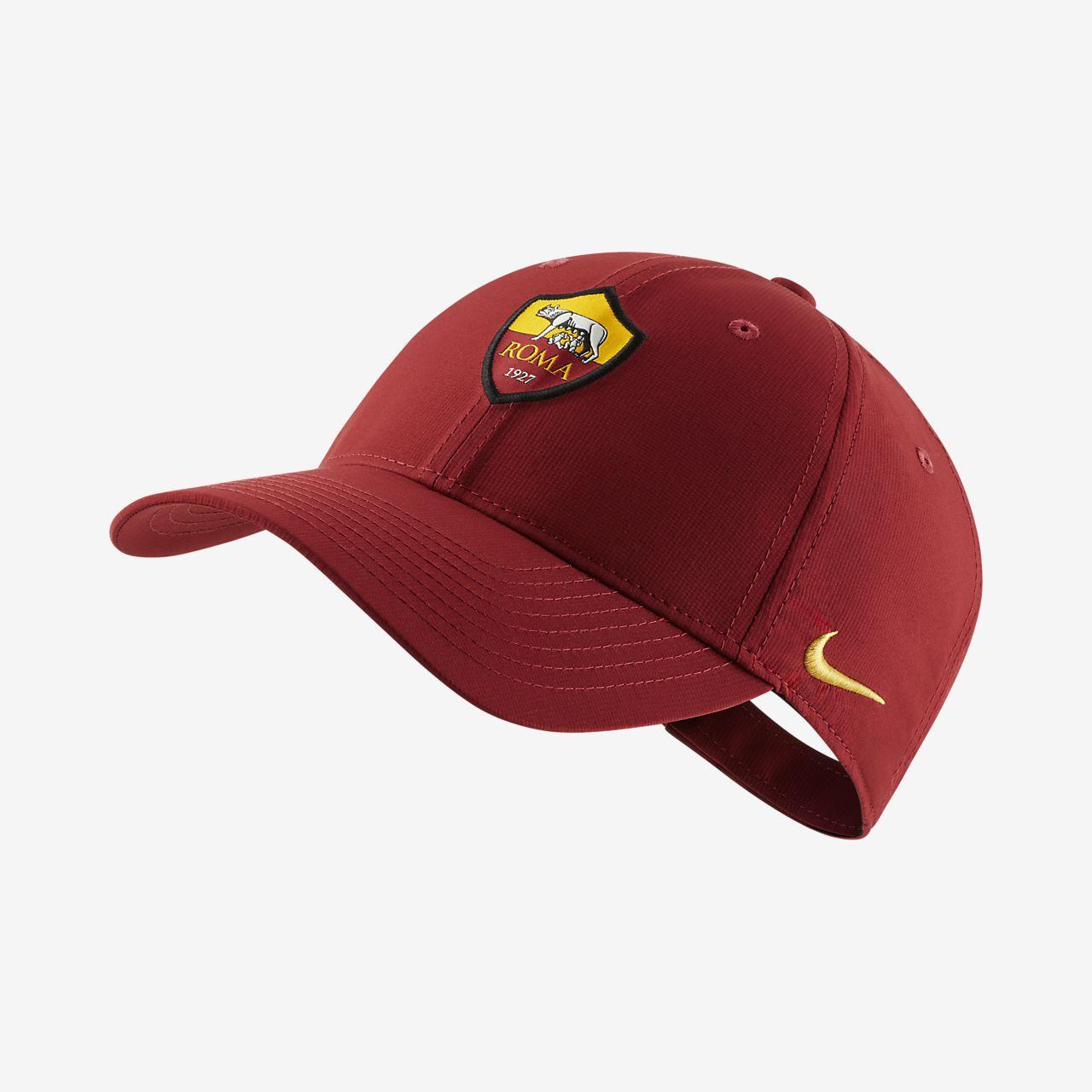 Cappello regolabile Nike Dri-FIT A.S. Roma Legacy91