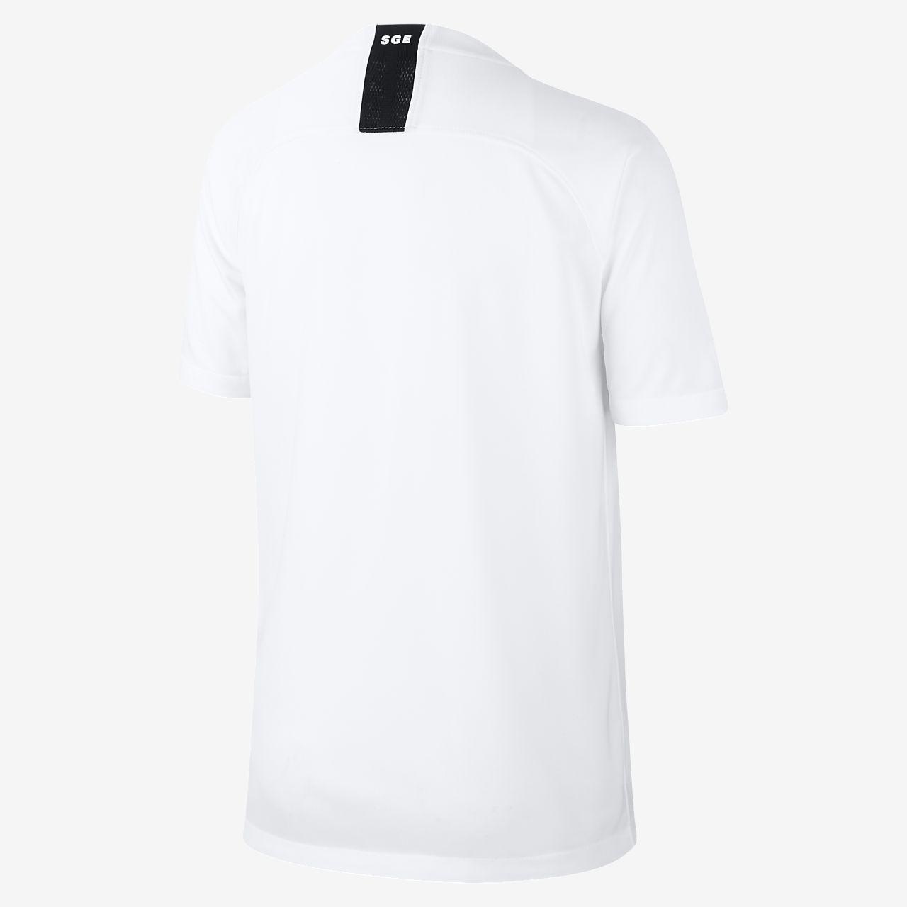 e6f3f33a3 2018 19 Eintracht Frankfurt Stadium Away Camiseta de fútbol - Niño a ...