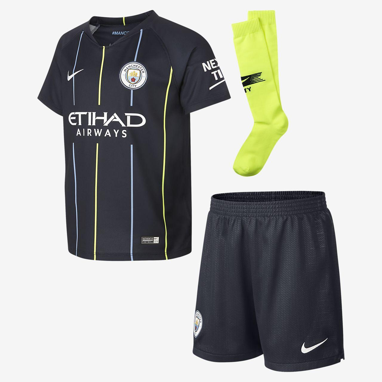 divisa calcio Manchester City saldi