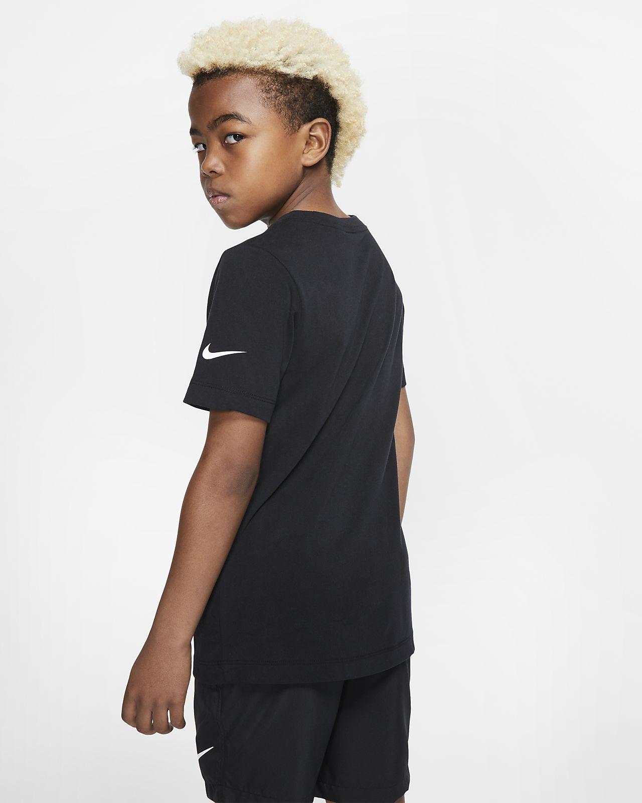 6025b4c7d Nike Dri-FIT Mercurial Older Kids' Football T-Shirt. Nike.com GB