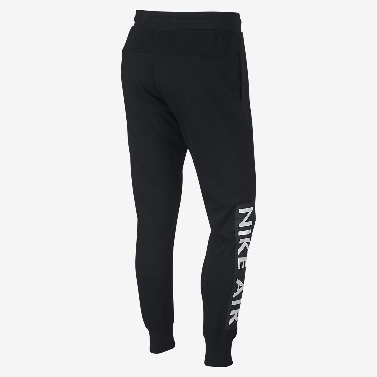 Pantaloni Tuta Nike Air Nero Uomo Outlet