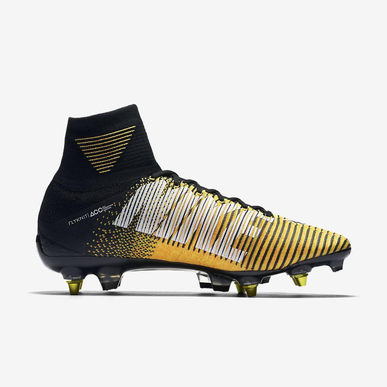 Nike Mercurial Superfly V Dynamic Fit SG PRO Anti Clog Botas de fútbol para terreno blando