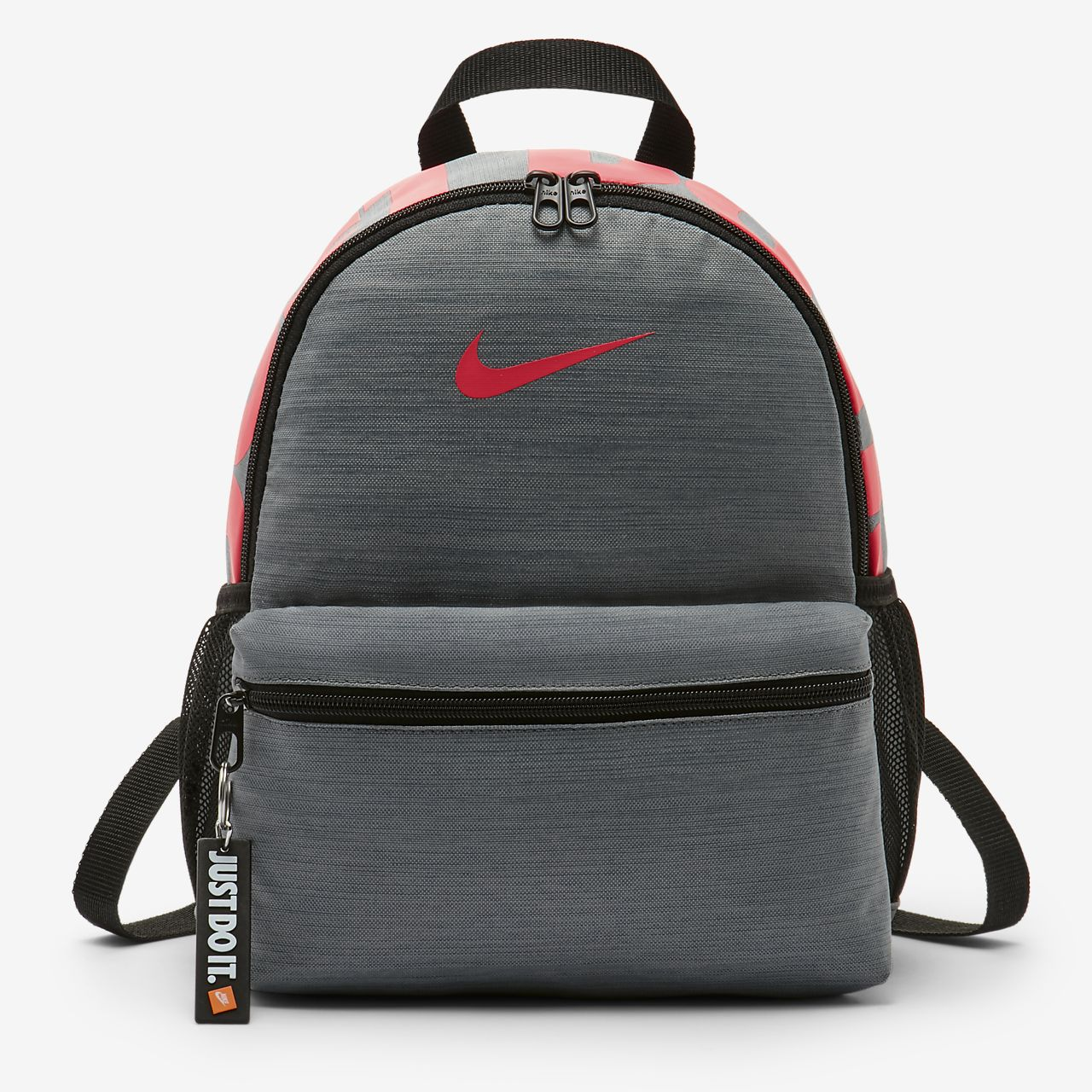 Nike Brasilia Just Do It Kids  Backpack (Mini). Nike.com IN 6261035405b33