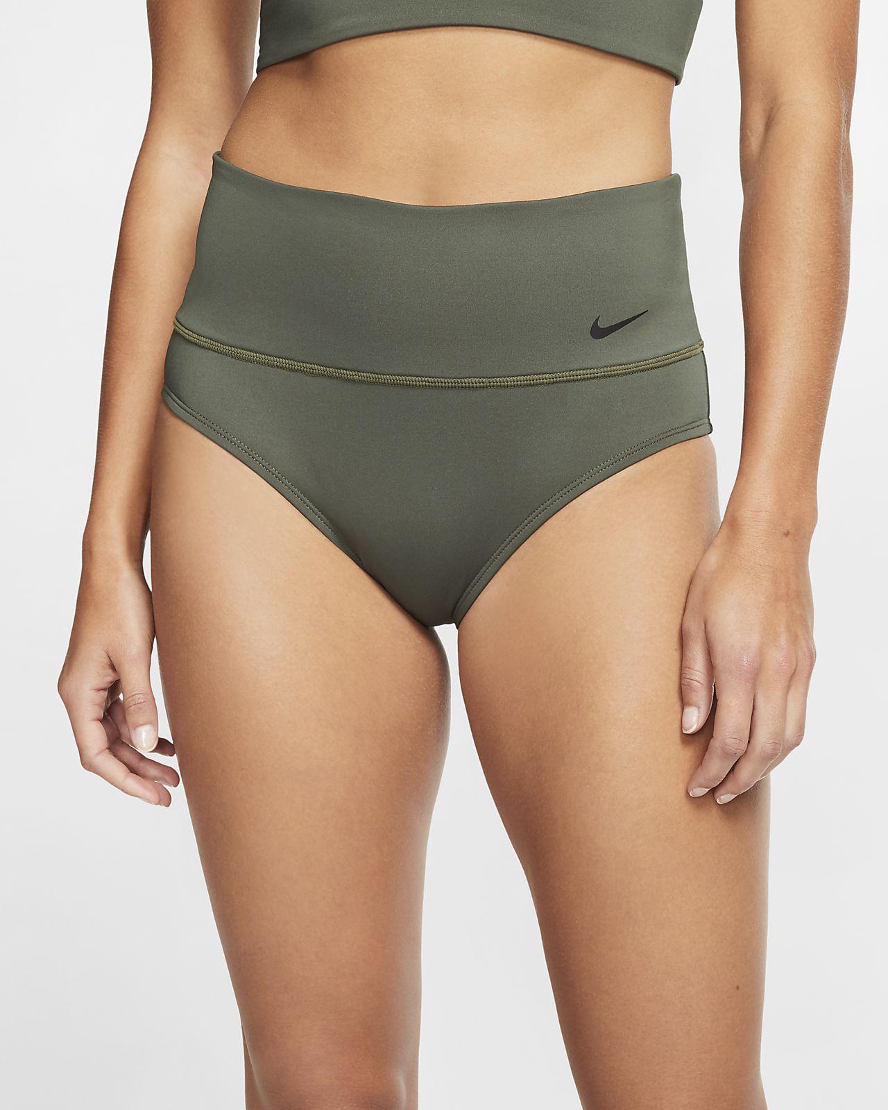 Nike Essential Women's High-Waisted Swim Bottoms