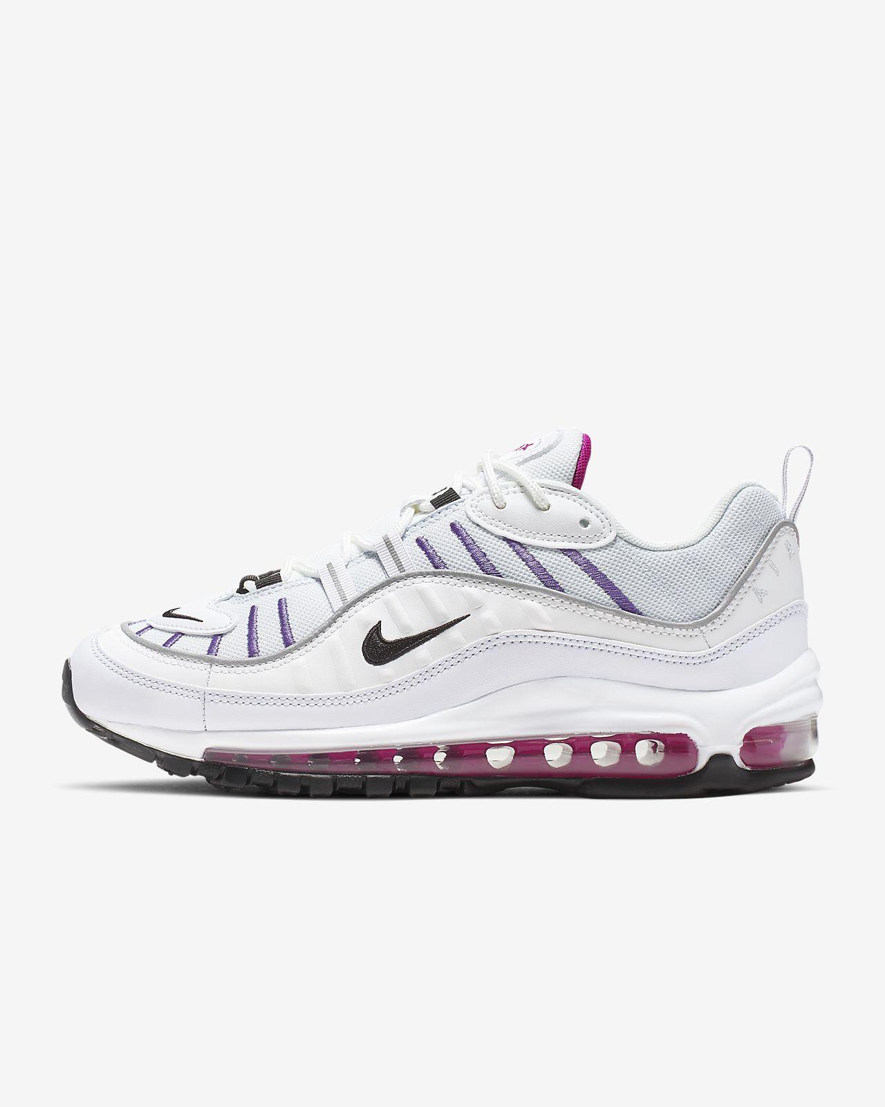 Sportschuhe Nike Air Max 98 Herren Sneaker Sale Online Günstig