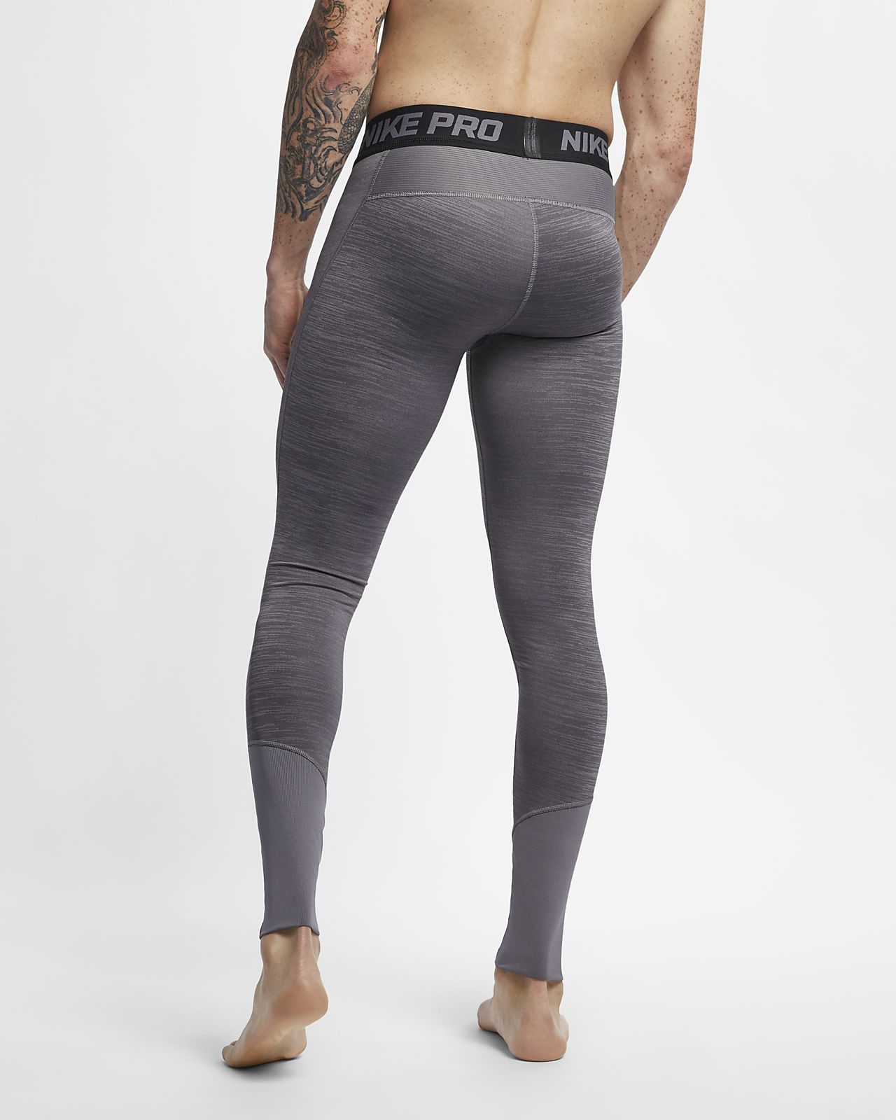 Nike Pro Fit Base Layer Size S-m High Safety Clothing, Shoes & Accessories