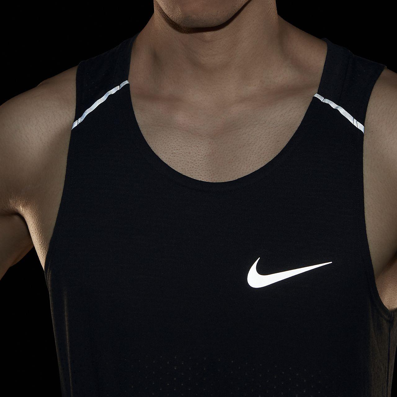 6fcbec385a5c Nike Rise 365 Men s Running Tank. Nike.com IN