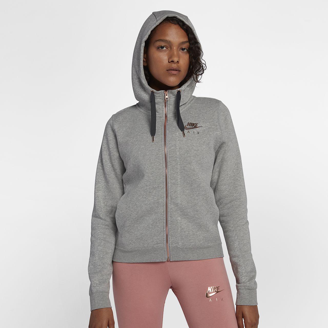 Nike Rally Full Zip Hoodie Women's Sweatshirt | Zip hoodies