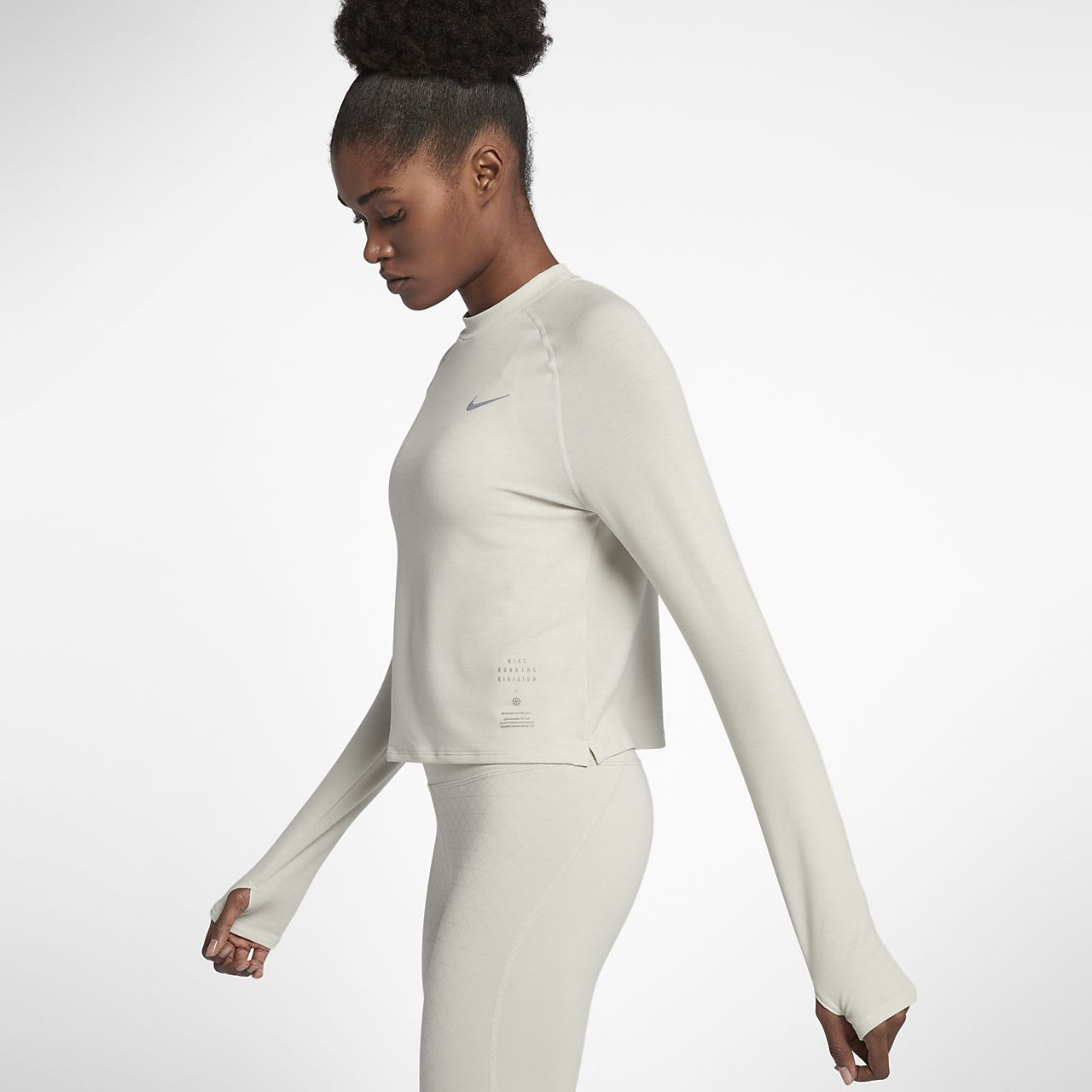 ... Nike Run Division Women's Long Sleeve Running Top