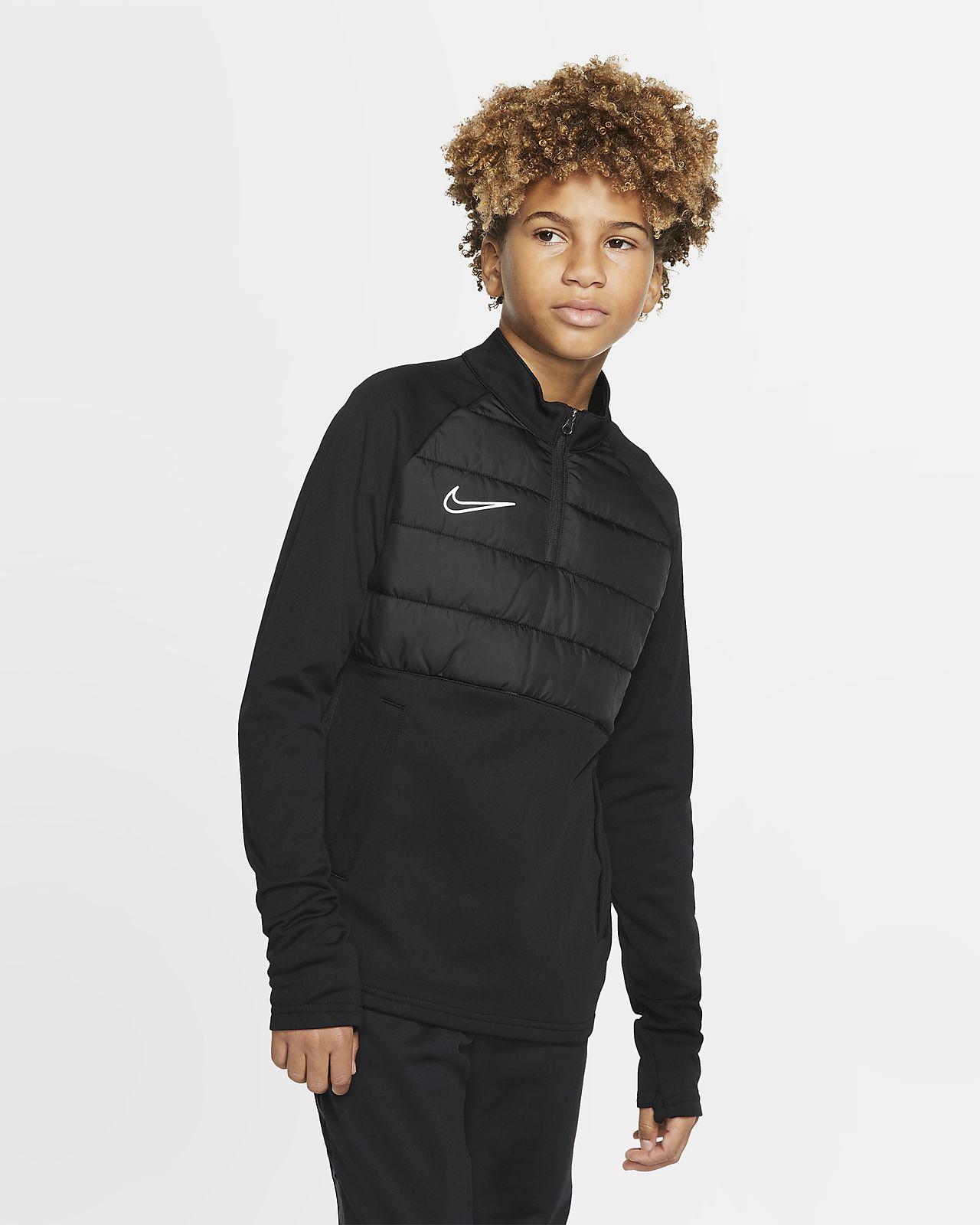 Treningowa koszulka piłkarska dla dużych dzieci Nike Dri-FIT Academy