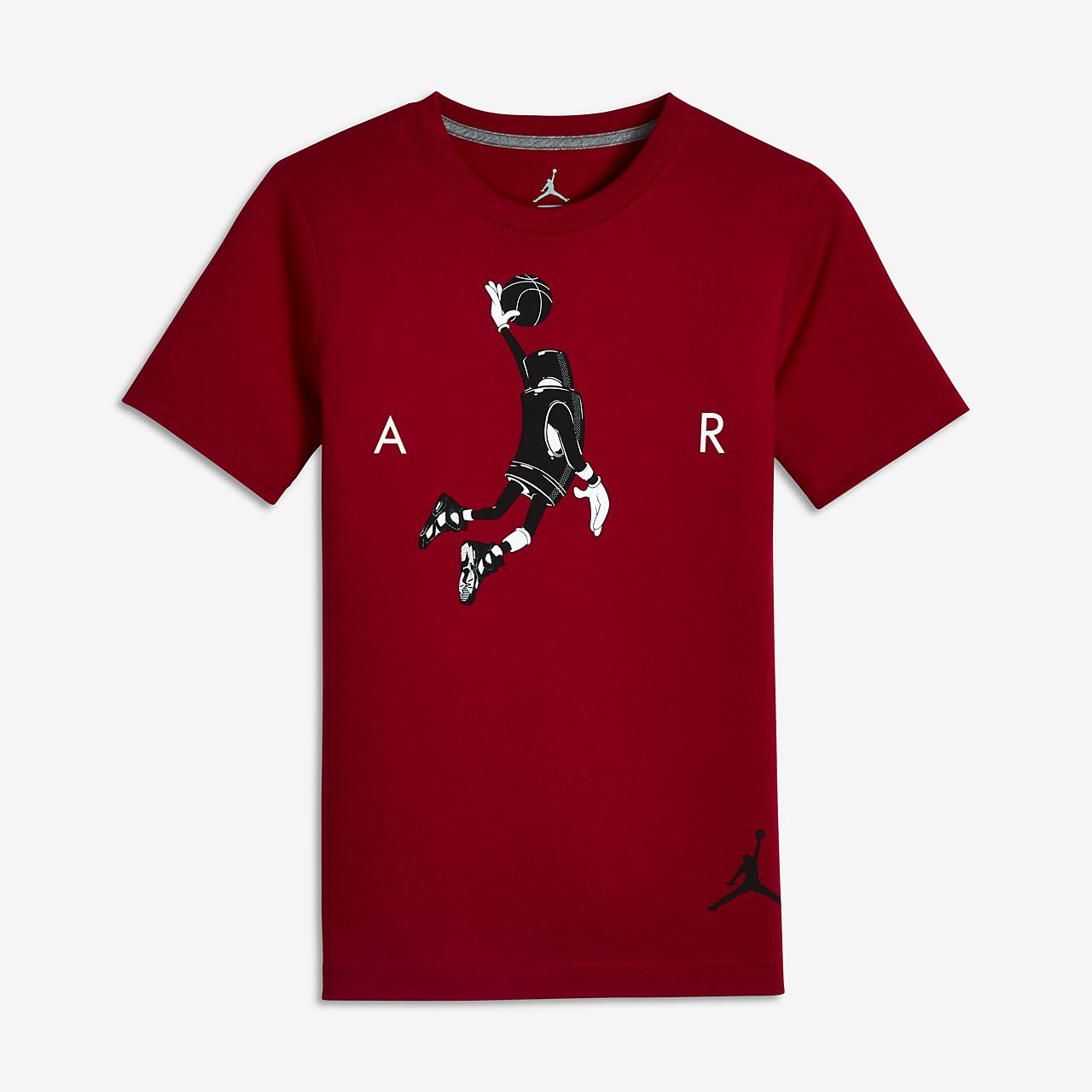 ... Jordan Jumping I Air Jordan Big Kids' (Boys') T-Shirt