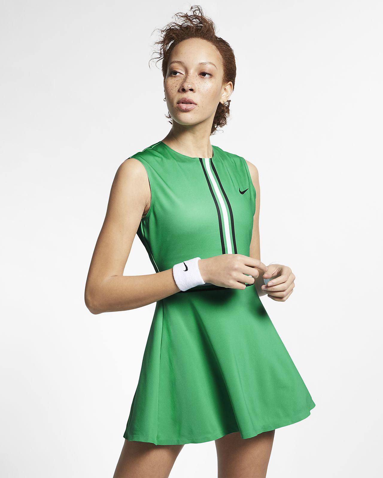 Low Resolution Dámské tenisové šaty NikeCourt Dámské tenisové šaty NikeCourt 613c8fcab7