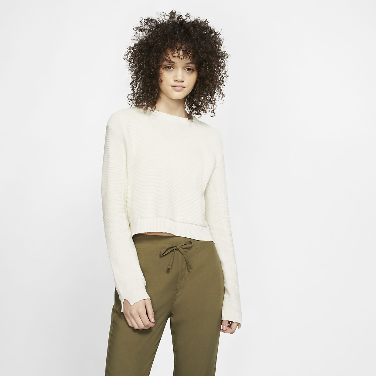 Maglia Hurley Sweater Weather - Donna
