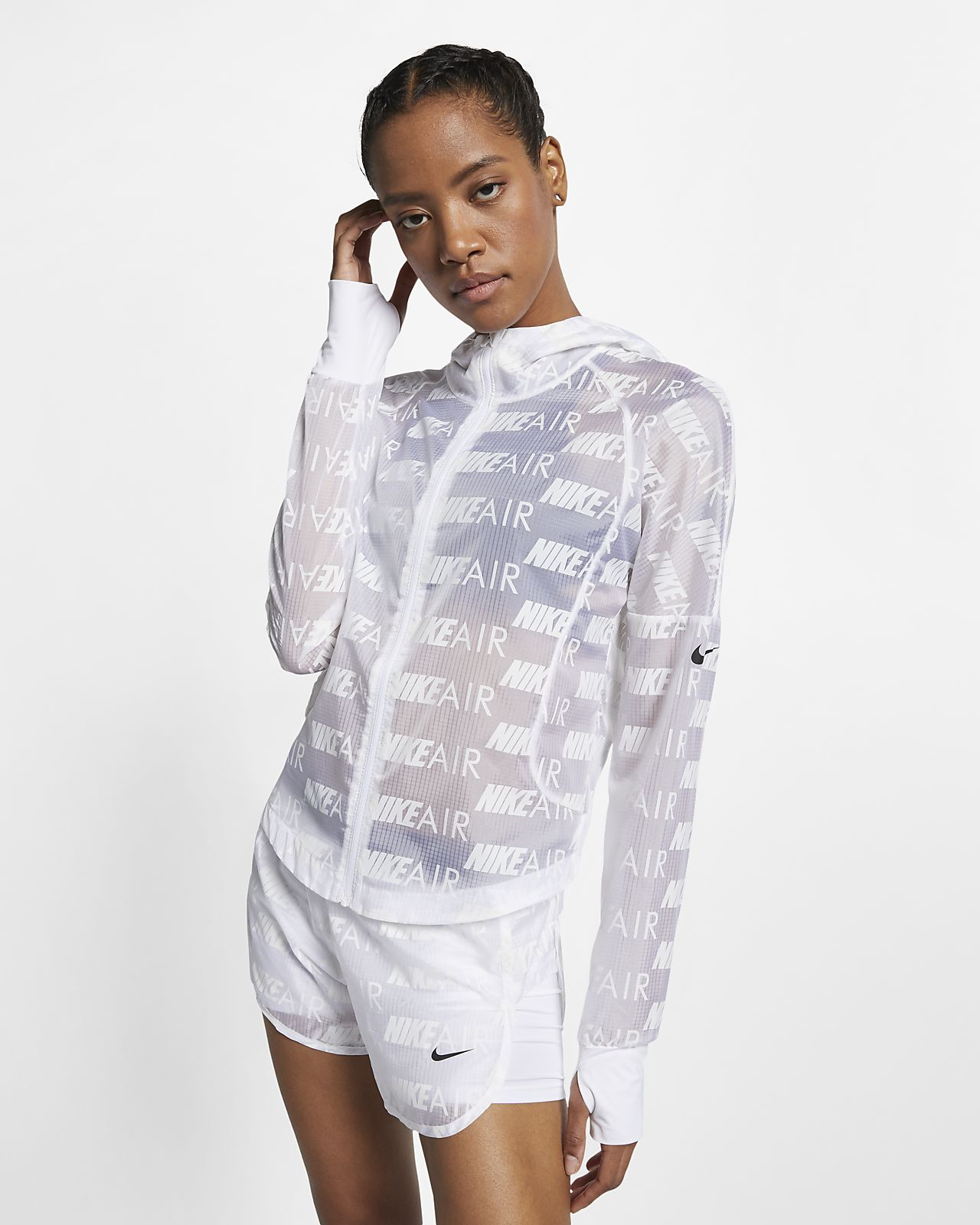 Capuchees Avec Femme Nike G7bf6y Running Veste Air À PuOkXZiT
