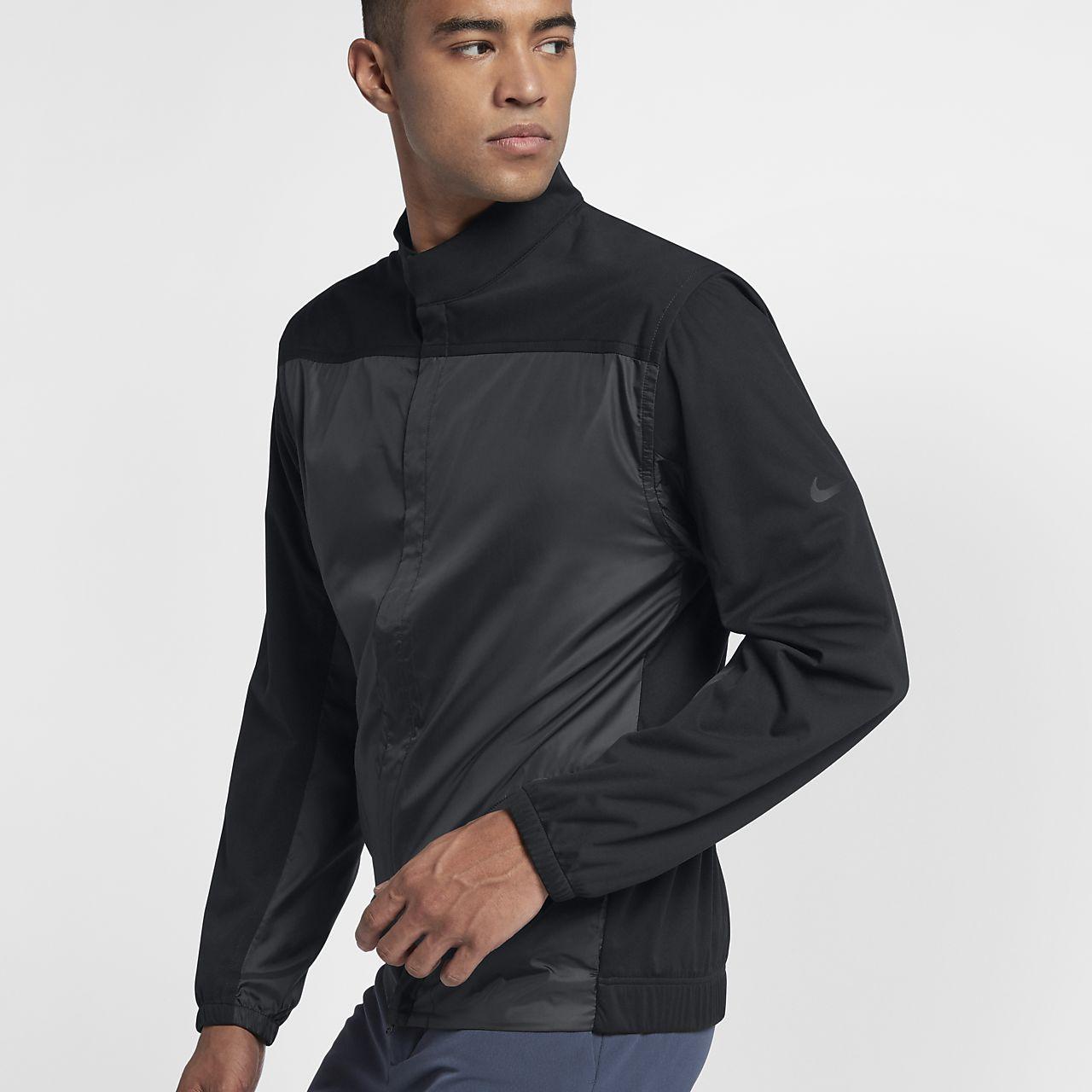 e055d944c323 Nike Shield Men s Full-Zip Golf Jacket. Nike.com
