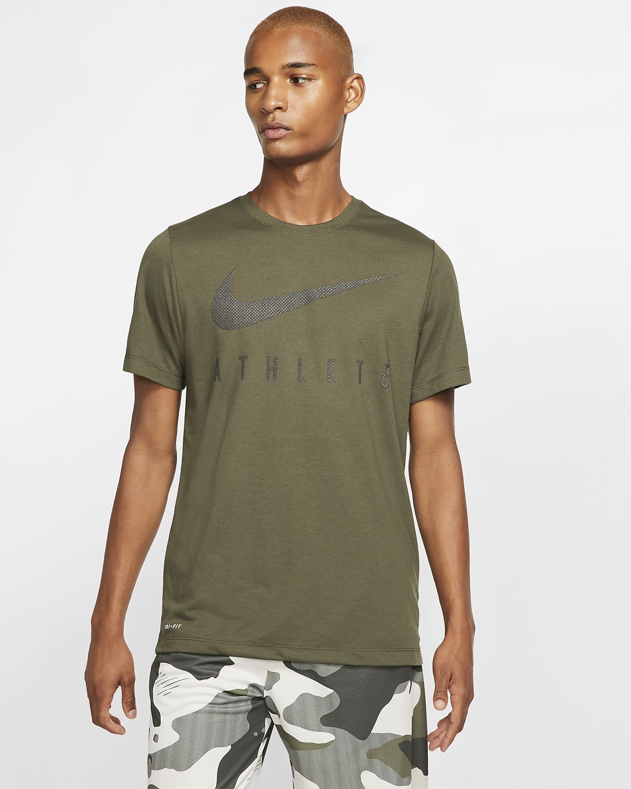 T-shirt da training con Swoosh Nike Dri-FIT - Uomo