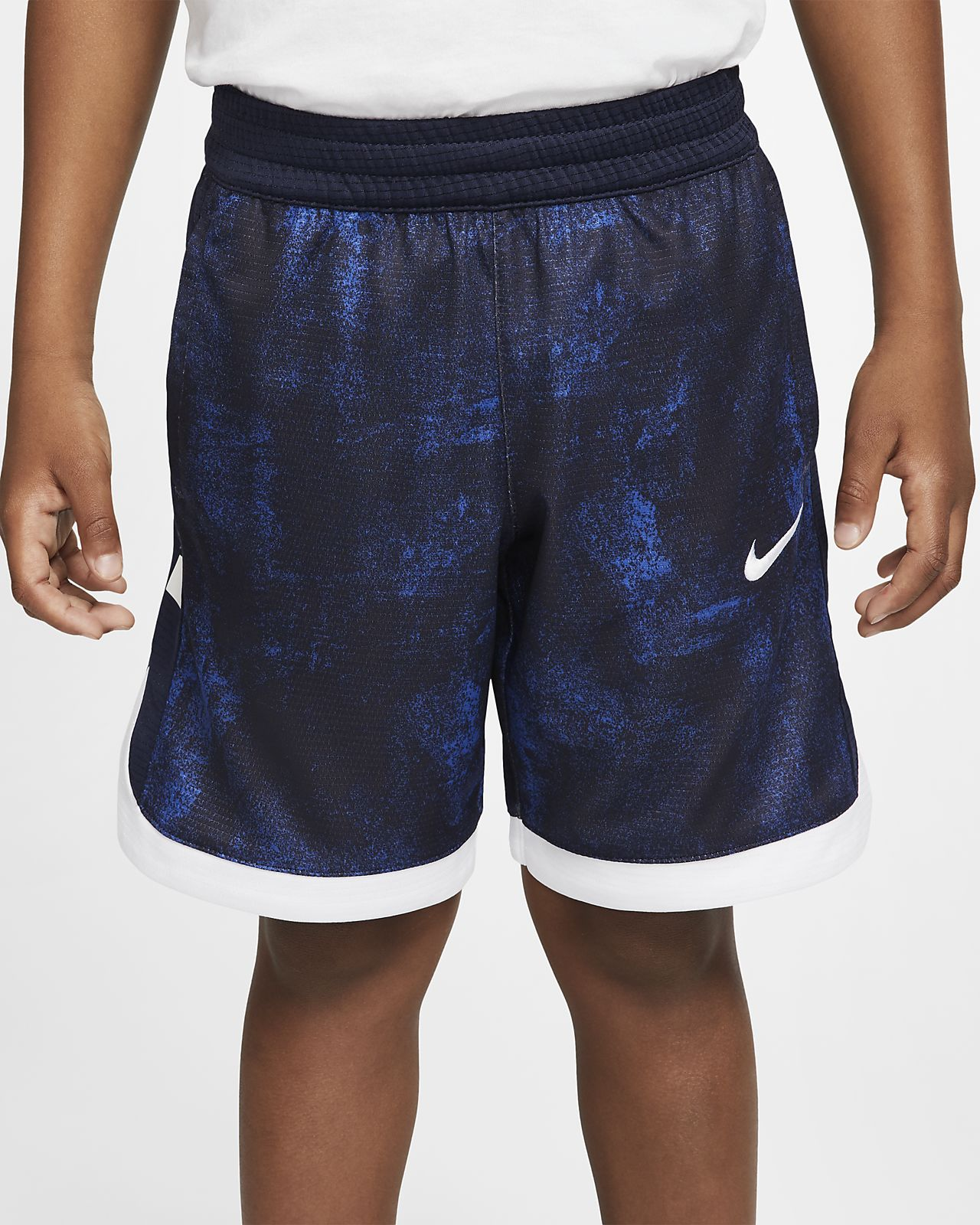 Nike Dri-FIT Elite Little Kids' Shorts