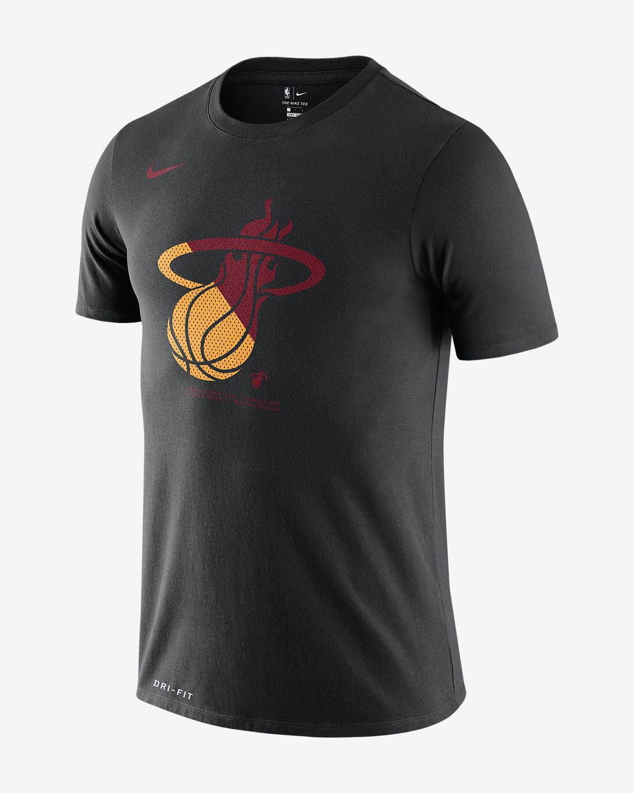 Miami Heat Nike Dri-FIT Men's NBA T-Shirt