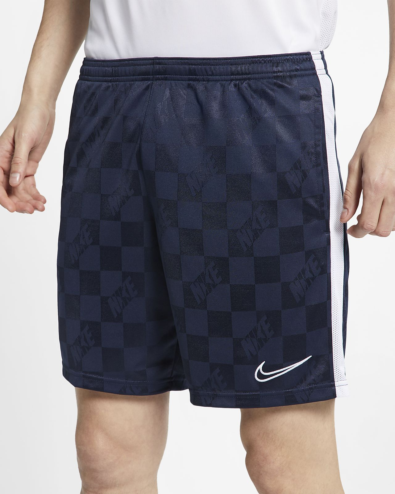Nike Breathe Academy-fodboldshorts til mænd