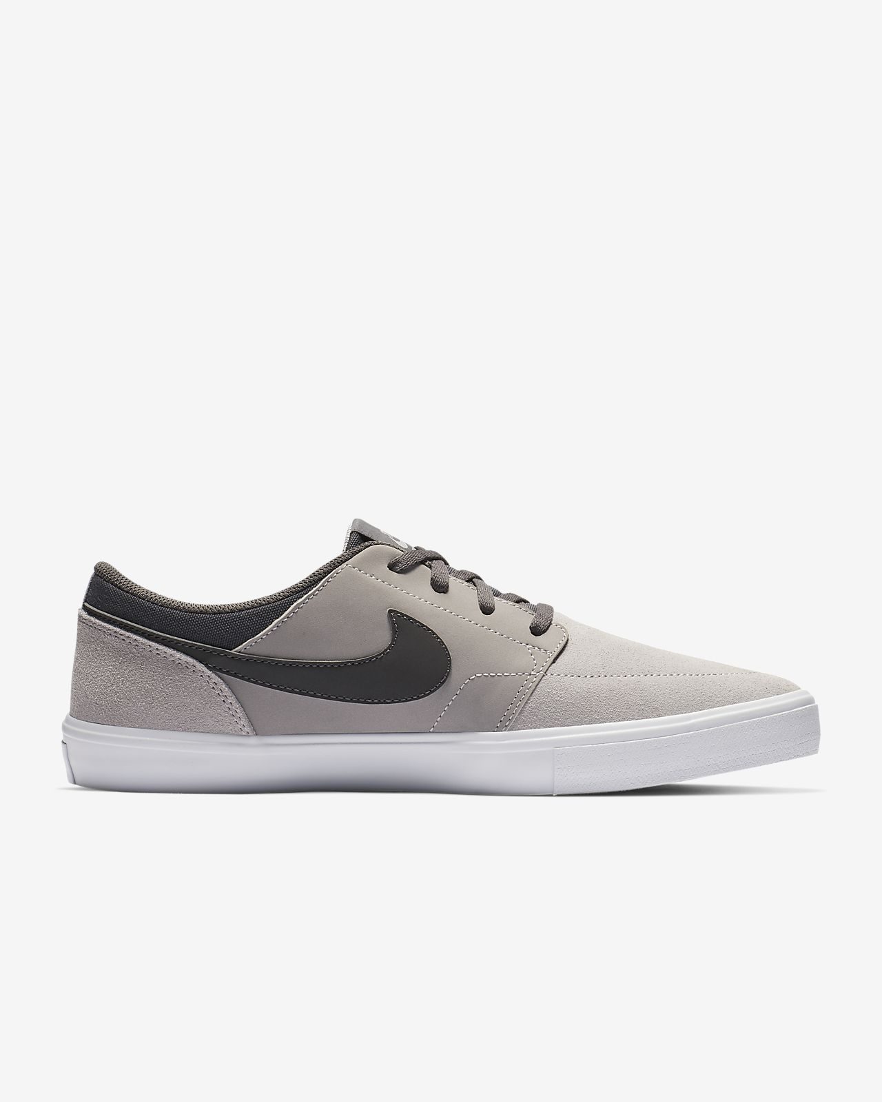 80e718f7c1edd3 Nike SB Solarsoft Portmore II Men s Skateboarding Shoe. Nike.com AU